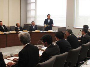 平成21年12月 茨城県議会議員に当選